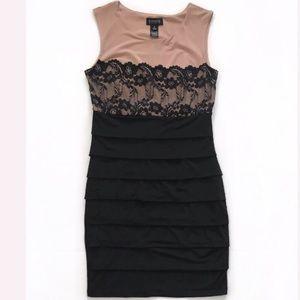 Enfocul studio lace dress sleeveless size 8